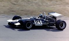 1969 Canadian Grand Prix Piers Courage Brabham   by nwmacracing