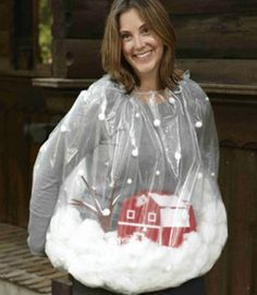 Make+Your+Own+Halloween+Costume+Out+of+Trash+Bags - CountryLiving.com