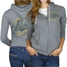 Men's Green Bay Packers Junk Food Gray Sunday Sweatpants
