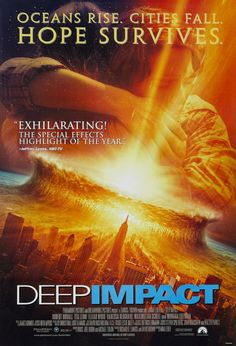 Deep impact ~ The feels this movie gives me every time! ;_;