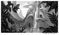 quest for camelot concept art - Google Search