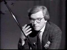 Jorge Bolet in Paris late 1980's French TV program