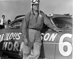 1952 race winner Marshall Teague (State Archives of Florida)