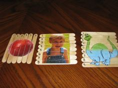 Waldorf style kids' projects and toys