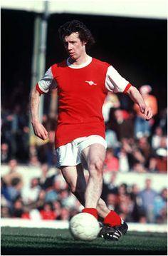 Arsenal   -  Liam Brady & best football kit ever