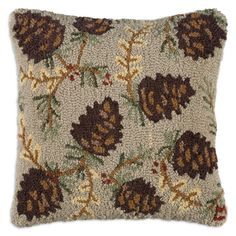 Love This : Northwoods Cones Pillow