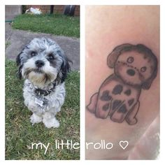 Rolo tattoo