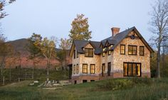Love the exterior and black windows