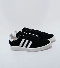 brand new 2c97e 8f2b6 Foot icon, Loved my Adidas campus, black. size.co.uk