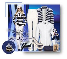 """Down by the sea By Night"" by sisilem on Polyvore"