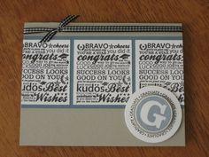 Splitcoaststampers FOOGallery - Yes, Another Grad Card