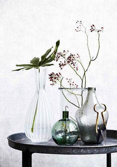 vases from denmark's house doctor / sfgirlbybay