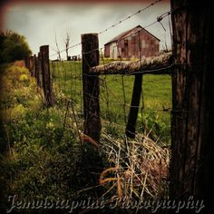 Rustic Farm Fence chic vintage square art print by Jemvistaprint, $20.00