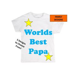 Fathers day Daddy Dad Gift  Baby Onsie Toddler Tee by Zedezign