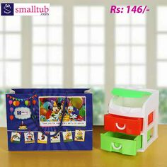 price is per single piece. free gift bag along with each product Ideal for Return Gift in kids parties and other occasions  Features drawer plastic storage box storage box multipupose usage can be kept small toys or key chains or desktop accessories like pendrives etc perfect as a return gift in all occasions Plastic Box Storage, Storage Boxes, Storage Chest, Birthday Return Gifts, Desktop Accessories, Key Chains, Single Piece, Free Gifts, Toy Chest