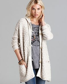 Free People Jacket - Turn Up the Sun Toggle | Bloomingdale's