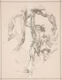 Conan by Neal Adams