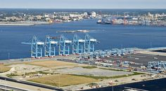 APM Terminal, Portsmouth Virginia