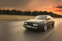 1994 VW Corrado VR6 by Deyan Yordanov on 500px
