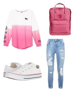 A fashion look from february 2018 by featuring converse, fj Summer School Outfits, Cute Summer Outfits, Cute Casual Outfits, Stylish Outfits, Teenager Outfits, Outfits For Teens, Lazy Outfits, Gilmore Girls, Teen Fashion