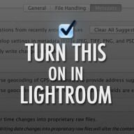 The Most Important Setting in Lightroom is Set To Off By Default | Fstoppers
