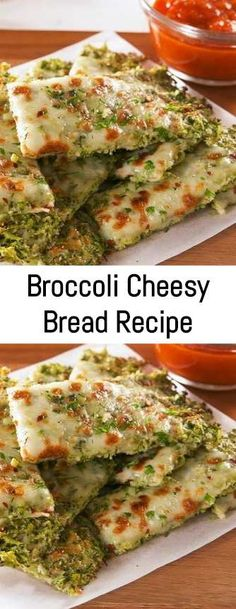 You Have Meals Poisoning More Normally Than You're Thinking That Broccoli Cheesy Bread Recipe Sanji Recipe Taco Pie Recipes, Barbecue Recipes, Sauce Recipes, Bread Recipes, Vegetarian Recipes, Healthy Recipes, Keto Recipes, Chicken Recipes, Heart Healthy Desserts
