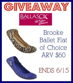 Mommy's Favorite Things: Ballasox Review & Giveaway