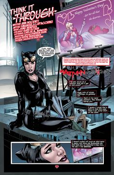 Young Romance: A New 52 Valentine's Day Special #1: Batman and Catwoman