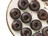 Chocolate Cake Doughnuts | Serious Eats : Recipes
