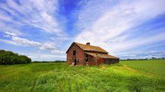 Abandoned Barn Wallpaper Landscape Nature Wallpapers in jpg format