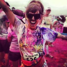 run the Color Run.