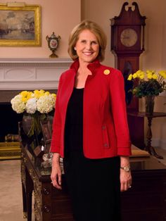 Lynn Forney Young, Delta Zeta (Stephen F. Austin State University, Texas), President General of the National Society Daughters of the American Revolution (DAR)