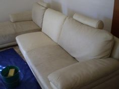 Leather Sofa Cleaning Solution
