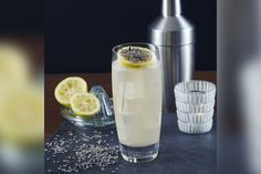 70 Lavender Mule Drink | Tequila Recipe | Don Julio