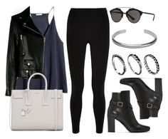 Sin título #11944 by vany-alvarado on Polyvore featuring polyvore fashion style Yves Saint Laurent T By Alexander Wang DesignSix Maison Margiela Christian Dior H&M clothing