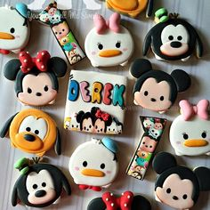 Tsum Tsum!!!!! Happy 1st birthday Derek!!!!!!!... - You Can Call Me Sweetie