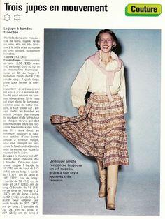 DIY vintage, couture, tricot, loisirs créatifs, années 70