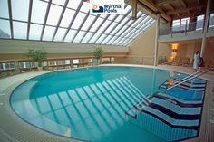 Pool in hotel Fixed Cost, Leisure Pools, New Construction, North America, Eco Friendly, Swimming Pools, Commercial, World, Outdoor Decor