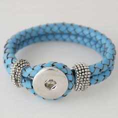 Bracelet, Double Stranded Braided