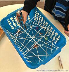 Halloween Activities in the Preschool Classroom - Practical Life Ms. Stephanie's…