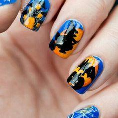 Halloween Party ! Nails art