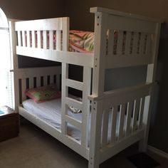 My bunk bed build.