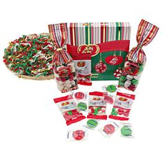 Give the sweetest Christmas present you could give: a gift basket from Jelly Belly! Assorted