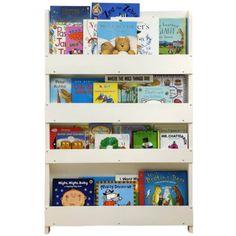 Tidy Books - Bookcase No Letters - Vit