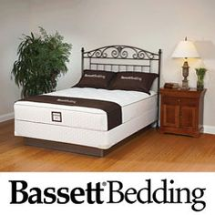 @Overstock - Get the support you need at night with this firm full-size mattress set from Bassett. The innerspring construction gives you full-body support, while the memory foam top layer conforms to your body to relieve stress from your pressure points.http://www.overstock.com/Home-Garden/Bassett-Gadsen-Firm-Full-size-Mattress-Set/4423793/product.html?CID=214117 $521.99