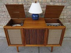 All in one stereo- we had one almost identical to this.