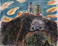 Akira Kurosawa, Ran storyboard