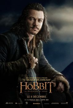 bard the bowman | The Hobbit: The Desolation of Smaug…this December