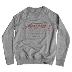 lxf sweat shirt grey