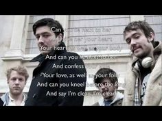Lyrics are mirroring feelings today with a relationship....crazy  Buy Mumford & Sons album, Sigh No More on iTunes: http://itunes.apple.com/gb/album/sigh-no-more/id332156949  **No copyright infringement intended. The song White Blank Page is owned/created by Mumford & Sons.
